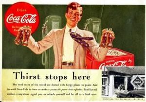 coca cola smile commercial